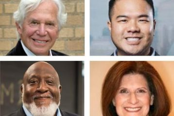 Board of Directors Elects New Leadership